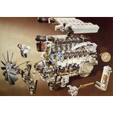 Motor Cummins Isc Constallation - Diagrama Esquema Eletrico