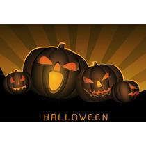 Painel Decorativo Festa Infantil Halloween Dia Bruxas (mod5)