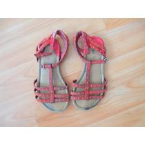 Vendo Sandalias Zara Girls Talla 15 Cm Seminuevas