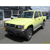 Toyota Hilux Ex Hi-rider Mt 2400cc Sa