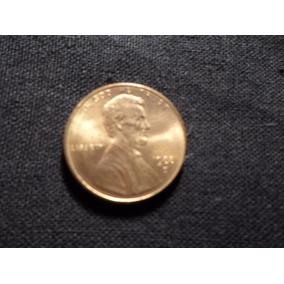 Estados Unidos - Moneda De 1 Cent - Año: 1988d