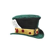 Disfraz Fugarse El Sombrerero Loco, El Sombrero Verde