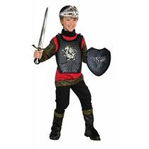 Disfraz Para Niño Niño Medieval Caballero De Traje Determin