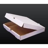 Cajas Pizza Empanadas 28 X 28 X 6 Micro B/m X 50 Unidades
