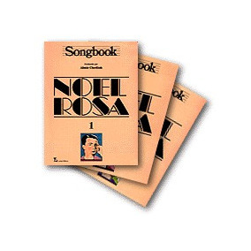 Songbook Noel Rosa Vol 1,2,3 Completo Chediak (ebook)