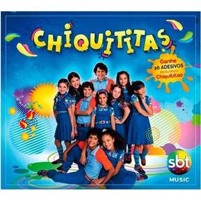 Chiquititas 2013 Vol 01 + 02 (frete Grátis)