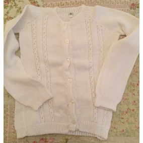 Saquito Sweater De Hilo (talle 2 / 24 Meses)