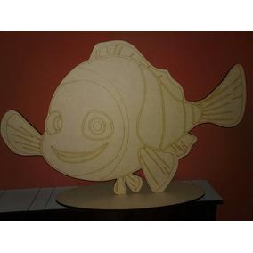 Centro De Mesa De Nemo En Fibrofacil