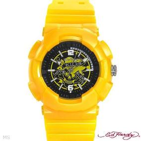 Reloj Ed Hardy Original De Caballero 02246630
