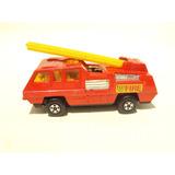 Matchbox Inbrima (manaus) - 1/64 - Blaze Buster - Novo
