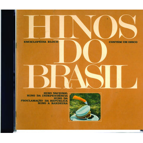 Cd Remasterizado Hinos Do Brasilbanda Corpo Fuzileiros Navai