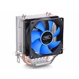Disipador Tuning Deep Cooler Master Intel Amd Doble Tubo Hyp