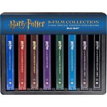 Harry Potter Coleccion Steelbook Peliculas Blu-ray