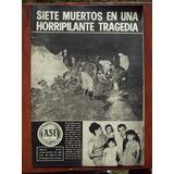 Revista Asi 634 Tragedia Ruta 8 Terranova Flia Georgio Xii