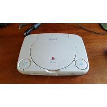 Playstation 1 Psone Somente O Console Mas Leia.