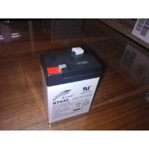 Bateria 6v, 4.5 Ah Para Carritos Electricos