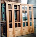 Elcarreton Portada Puerta De 4 Hojas Pinotea V.griego Nuevas