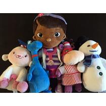 Dra Brinquedos + Lambie, Hallie, Gelinho E Felpudo Pelucia