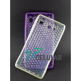 Funda Tpu Flexible Motorola Razr Hd Xt925 Xt926 Microcentro