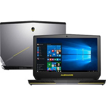 Notebook Dell Alienware 15r -i7-32gb-1tb-ssd256gb Promocao