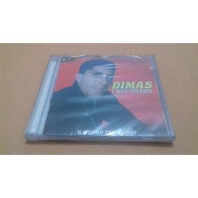 Cd Dimas E Seus Teclados Vol.6 Lacrado
