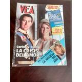 Revista Vea Octubre 1986 Principe Carlos Y Diana La C(r379