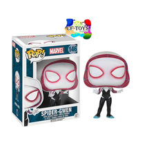 Spider Gwen Funko Pop Mujer Araña Marvel Comics Cf