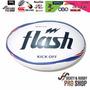 Pelota Rugby Flash Kick Off Nº 5 Reglamentaria Sintetico