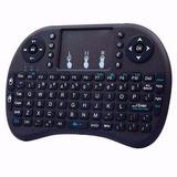 Mini Teclado Sem Fio Wireless Touch - Universal Pc Tv