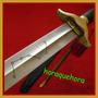 Espada China Chien (jian) Modelo Yin Yang Ideal Para Tai Chi