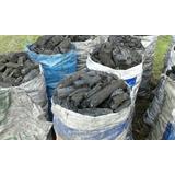 Carbón De Espino, Por Saco De Leña Verde