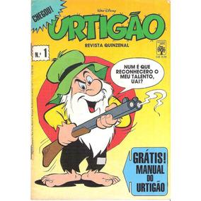 Urtigão N° 1 - Junho De 1987 - Editora Abril