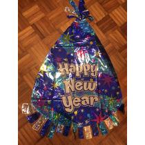 Globo Elio Año Nuevo Fiesta Cotillón Decoración Navidad