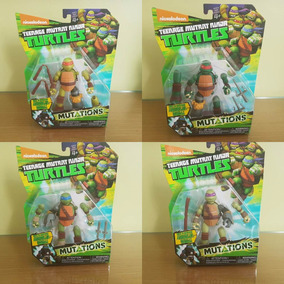 Coleção Tartaruga Ninja Mutations