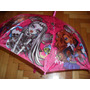 Paraguas Infantil Monster High Frankie Draculaura Gabym