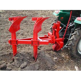 Implemento Para Tractor Vertedera Giratoria