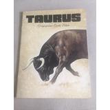 Catalogo Taurus - Revolveres - 55a. Edição - 1995 - Raridade
