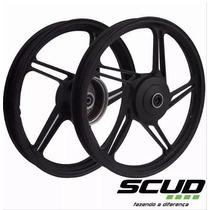 Roda Scud Titan 150 Ks 5 P A Lona 2006 2007 Cod 10370064