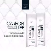 Anna Haven Carbon Life (kit Shampoo 295ml + Máscara 295ml)