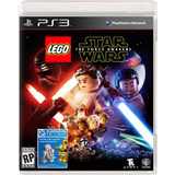Juego Ps3 Lego Star Wars: The Force Awakens Fisico Ps3