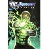 Dc Universe Online Nº 9, Ecc Ediciones De Argentina.