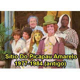 Sítio Do Picapau Amarelo 1977-1984 (antigo)-12 Hist. 39 Dvds