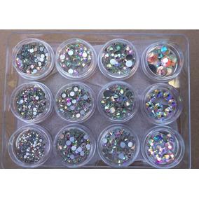 piedras cristal tornasol tamaos para decoracion de uas