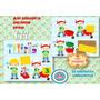 Kit Imprimible Many Manos A La Obra Herramientas Cumpleaños