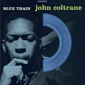 John Coltrane Blue Train Vinilo Lp Color Nuevo En Stock