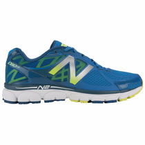 Zapatillas New Balance M1080 V5 Azul C/amarillo