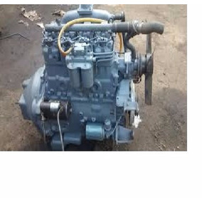 Motor Perkins 4203 + Cambio C10 D10 F100 Trator C. Agricola