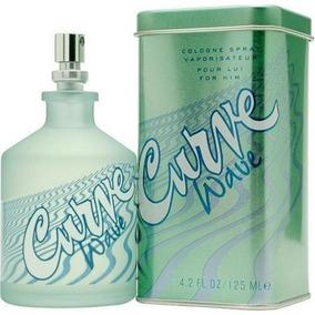 Perfume Curve Wave Por Liz Claiborne Para Hombres, Colonia