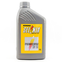 Óleo Petronas Selenia 5w40 Api Sn 100% Sintético