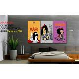 Mafalda Cuadros Para Niños, Adultos, Decoracion Sala Comedor